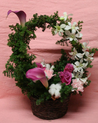 花ギフト|フラワーギフト|誕生日 花|カノシェ話題|スタンド花|ウエディングブーケ|花束|花屋|1207st