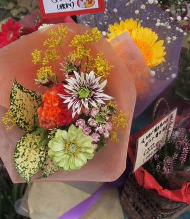 花ギフト|フラワーギフト|誕生日 花|カノシェ話題|スタンド花|ウエディングブーケ|花束|花屋|P9153730