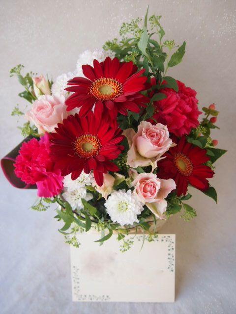 花ギフト|フラワーギフト|誕生日 花|カノシェ話題|スタンド花|ウエディングブーケ|花束|花屋|54051