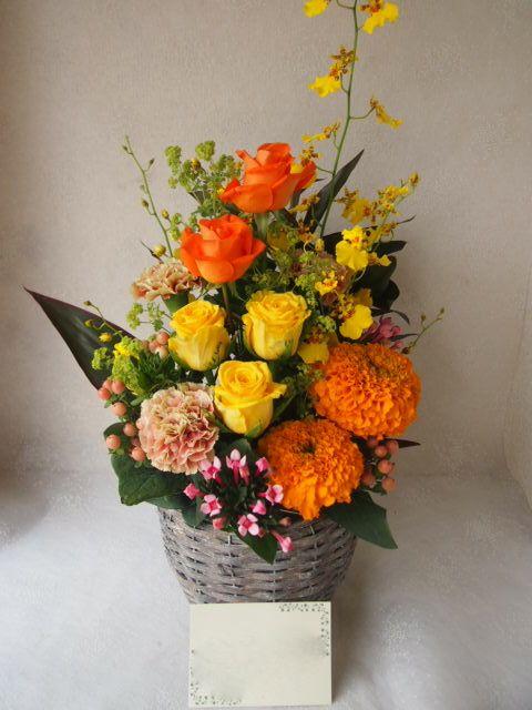 花ギフト|フラワーギフト|誕生日 花|カノシェ話題|スタンド花|ウエディングブーケ|花束|花屋|55973
