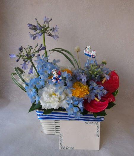 花ギフト|フラワーギフト|誕生日 花|カノシェ話題|スタンド花|ウエディングブーケ|花束|花屋|49538