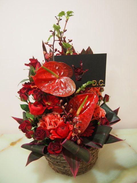 花ギフト|フラワーギフト|誕生日 花|カノシェ話題|スタンド花|ウエディングブーケ|花束|花屋|53765