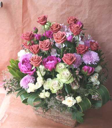 花ギフト|フラワーギフト|誕生日 花|カノシェ話題|スタンド花|ウエディングブーケ|花束|花屋|ショコラ