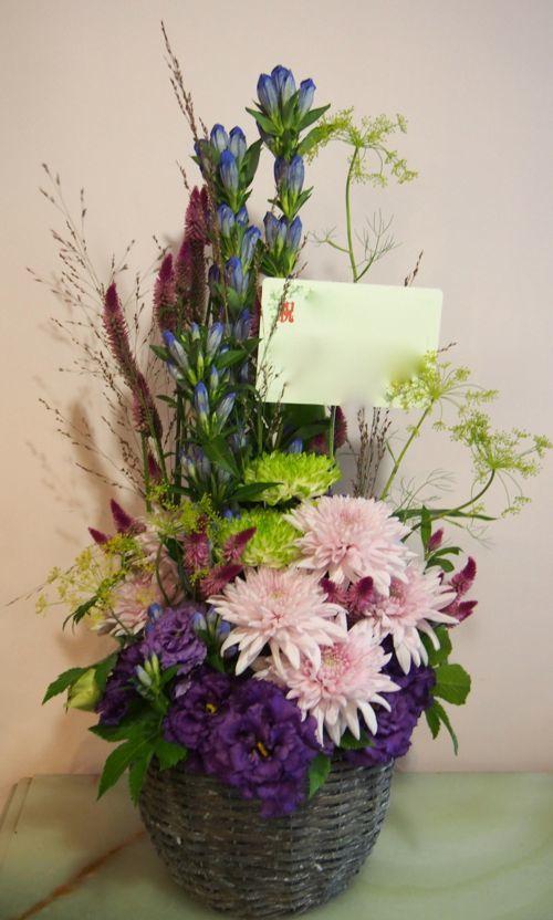 花ギフト|フラワーギフト|誕生日 花|カノシェ話題|スタンド花|ウエディングブーケ|花束|花屋|58005