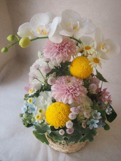 花ギフト|フラワーギフト|誕生日 花|カノシェ話題|スタンド花|ウエディングブーケ|花束|花屋|48436