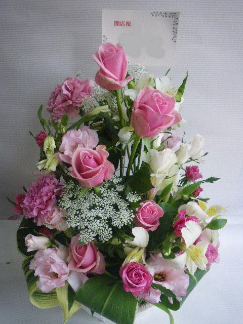 花ギフト フラワーギフト 誕生日 花 カノシェ話題 スタンド花 ウエディングブーケ 花束 花屋 junp