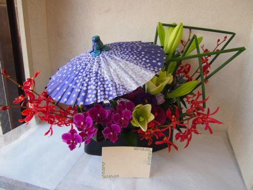 花ギフト|フラワーギフト|誕生日 花|カノシェ話題|スタンド花|ウエディングブーケ|花束|花屋|49657(1)