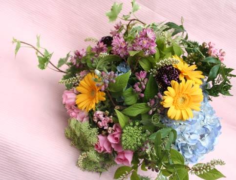 花ギフト|フラワーギフト|誕生日 花|カノシェ話題|スタンド花|ウエディングブーケ|花束|花屋|IMG_7643