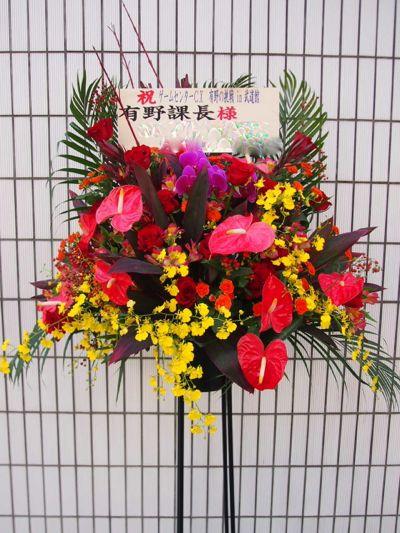 花ギフト|フラワーギフト|誕生日 花|カノシェ話題|スタンド花|ウエディングブーケ|花束|花屋|36447