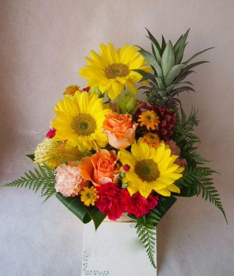 花ギフト|フラワーギフト|誕生日 花|カノシェ話題|スタンド花|ウエディングブーケ|花束|花屋|41167