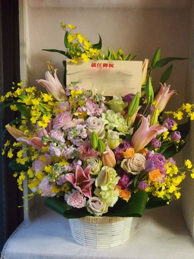 花ギフト|フラワーギフト|誕生日 花|カノシェ話題|スタンド花|ウエディングブーケ|花束|花屋|様1