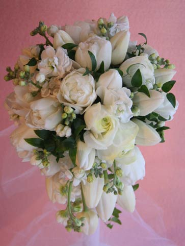 花ギフト フラワーギフト 誕生日 花 カノシェ話題 スタンド花 ウエディングブーケ 花束 花屋 サンタキアラ1