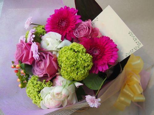 花ギフト|フラワーギフト|誕生日 花|カノシェ話題|スタンド花|ウエディングブーケ|花束|花屋|54571