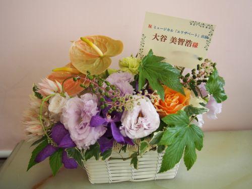 花ギフト|フラワーギフト|誕生日 花|カノシェ話題|スタンド花|ウエディングブーケ|花束|花屋|57542