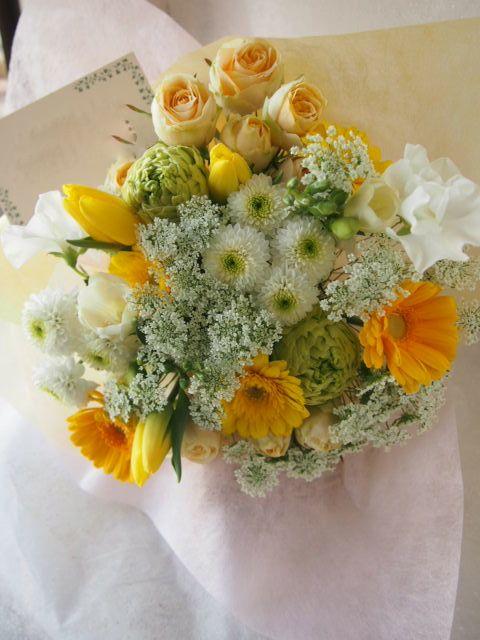 花ギフト|フラワーギフト|誕生日 花|カノシェ話題|スタンド花|ウエディングブーケ|花束|花屋|53472