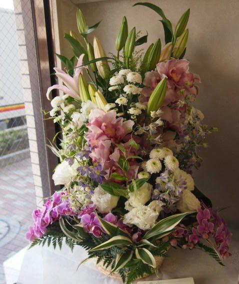 花ギフト|フラワーギフト|誕生日 花|カノシェ話題|スタンド花|ウエディングブーケ|花束|花屋|55137