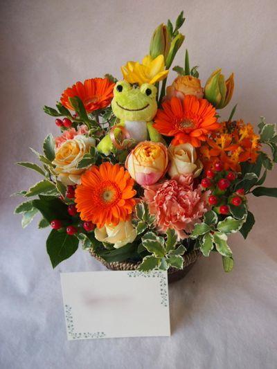 花ギフト|フラワーギフト|誕生日 花|カノシェ話題|スタンド花|ウエディングブーケ|花束|花屋|37954