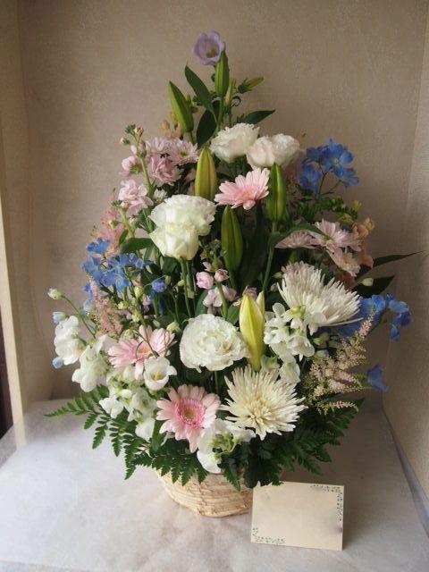 花ギフト|フラワーギフト|誕生日 花|カノシェ話題|スタンド花|ウエディングブーケ|花束|花屋|54985