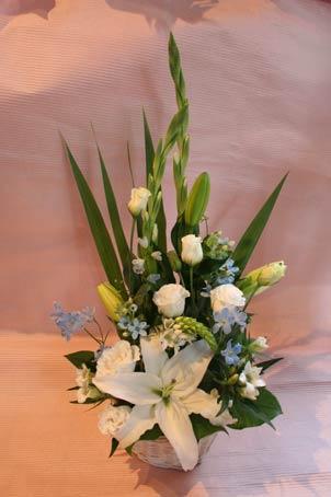 花ギフト|フラワーギフト|誕生日 花|カノシェ話題|スタンド花|ウエディングブーケ|花束|花屋|るみん白
