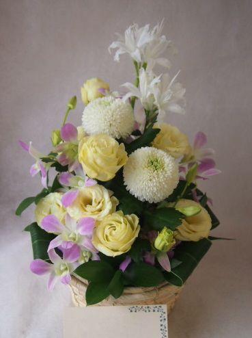 花ギフト|フラワーギフト|誕生日 花|カノシェ話題|スタンド花|ウエディングブーケ|花束|花屋|43661