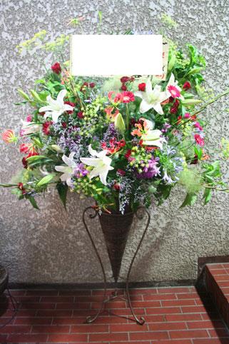 花ギフト|フラワーギフト|誕生日 花|カノシェ話題|スタンド花|ウエディングブーケ|花束|花屋|ko-n