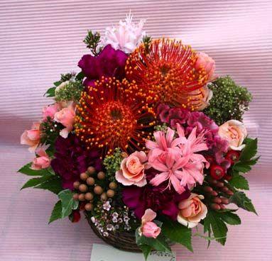 花ギフト|フラワーギフト|誕生日 花|カノシェ話題|スタンド花|ウエディングブーケ|花束|花屋|IMG_1773
