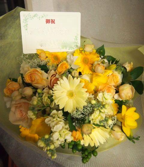 花ギフト|フラワーギフト|誕生日 花|カノシェ話題|スタンド花|ウエディングブーケ|花束|花屋|53610