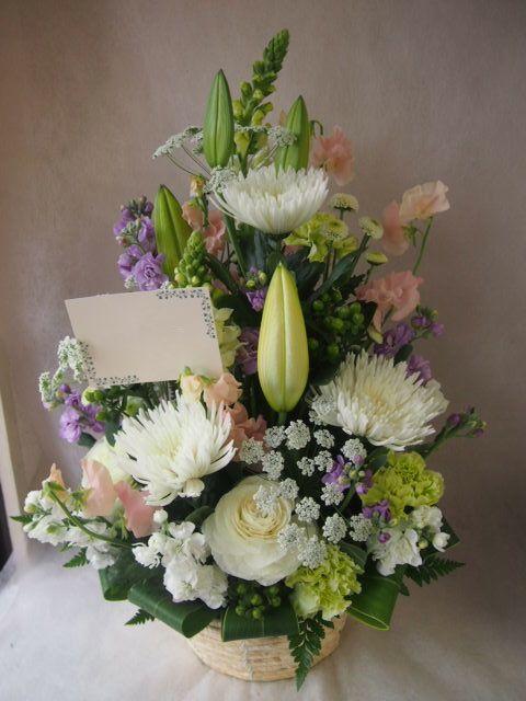 花ギフト|フラワーギフト|誕生日 花|カノシェ話題|スタンド花|ウエディングブーケ|花束|花屋|46313