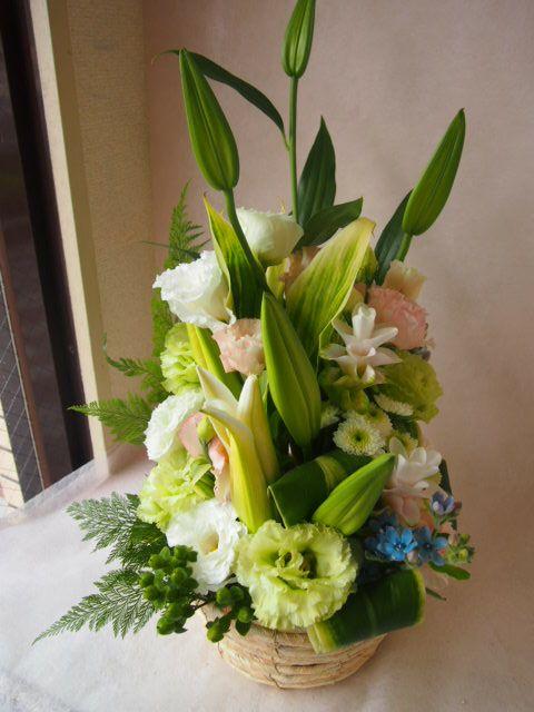 花ギフト|フラワーギフト|誕生日 花|カノシェ話題|スタンド花|ウエディングブーケ|花束|花屋|41253