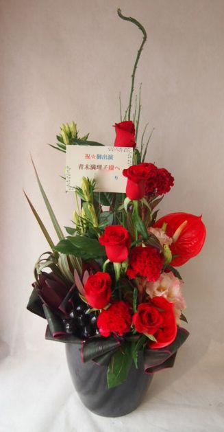 花ギフト|フラワーギフト|誕生日 花|カノシェ話題|スタンド花|ウエディングブーケ|花束|花屋|42703