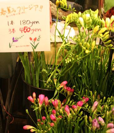 花ギフト フラワーギフト 誕生日 花 カノシェ話題 スタンド花 ウエディングブーケ 花束 花屋 フリージャ