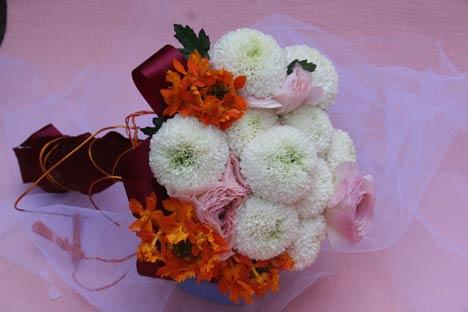花ギフト フラワーギフト 誕生日 花 カノシェ話題 スタンド花 ウエディングブーケ 花束 花屋 happouenn-obaasamahe