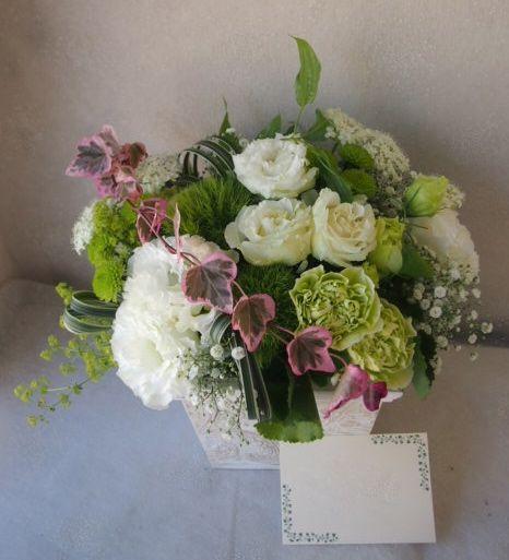 花ギフト|フラワーギフト|誕生日 花|カノシェ話題|スタンド花|ウエディングブーケ|花束|花屋|55884