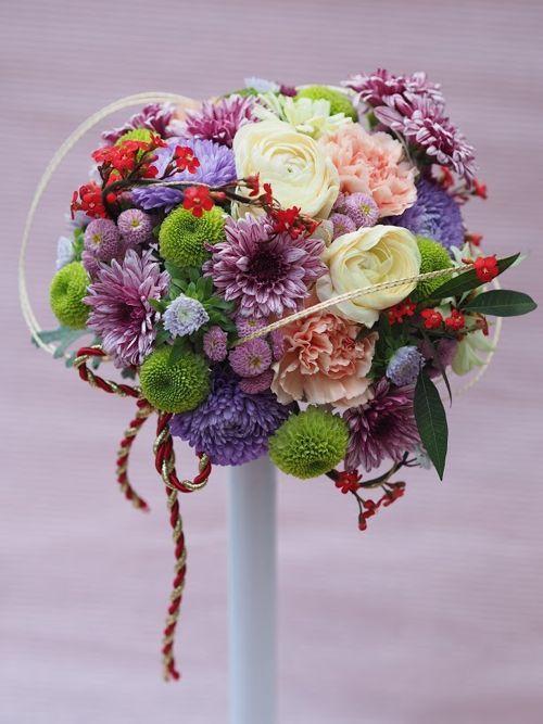 花ギフト|フラワーギフト|誕生日 花|カノシェ話題|スタンド花|ウエディングブーケ|花束|花屋|PB190662