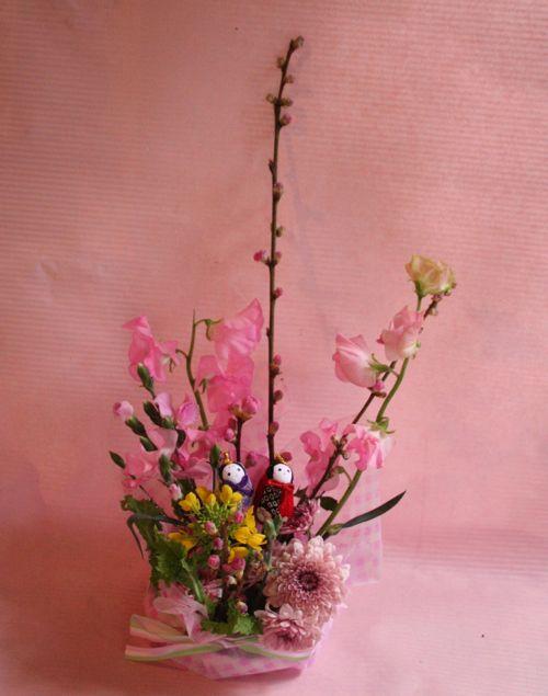 花ギフト|フラワーギフト|誕生日 花|カノシェ話題|スタンド花|ウエディングブーケ|花束|花屋|IMG_1189