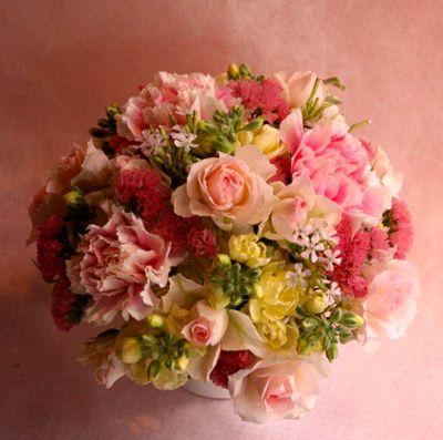 花ギフト|フラワーギフト|誕生日 花|カノシェ話題|スタンド花|ウエディングブーケ|花束|花屋|IMG_6469