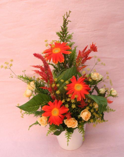 花ギフト|フラワーギフト|誕生日 花|カノシェ話題|スタンド花|ウエディングブーケ|花束|花屋|IMG_1529