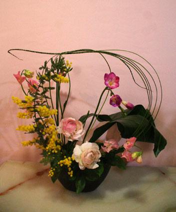 花ギフト|フラワーギフト|誕生日 花|カノシェ話題|スタンド花|ウエディングブーケ|花束|花屋|127-2