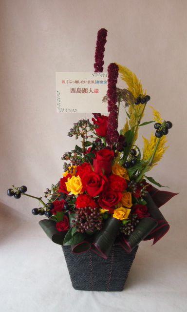 花ギフト|フラワーギフト|誕生日 花|カノシェ話題|スタンド花|ウエディングブーケ|花束|花屋|41719