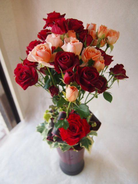 花ギフト|フラワーギフト|誕生日 花|カノシェ話題|スタンド花|ウエディングブーケ|花束|花屋|45986