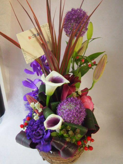花ギフト|フラワーギフト|誕生日 花|カノシェ話題|スタンド花|ウエディングブーケ|花束|花屋|40686