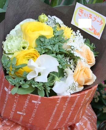 花ギフト|フラワーギフト|誕生日 花|カノシェ話題|スタンド花|ウエディングブーケ|花束|花屋|Iきいろ
