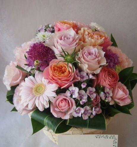 花ギフト|フラワーギフト|誕生日 花|カノシェ話題|スタンド花|ウエディングブーケ|花束|花屋|46646