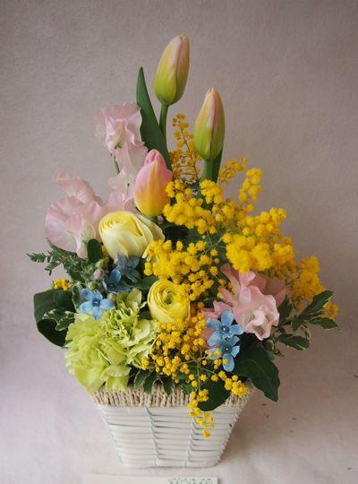 花ギフト|フラワーギフト|誕生日 花|カノシェ話題|スタンド花|ウエディングブーケ|花束|花屋|OLYMPUS DIGITAL CAMERA         -2