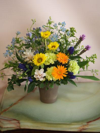 花ギフト|フラワーギフト|誕生日 花|カノシェ話題|スタンド花|ウエディングブーケ|花束|花屋|P7200725