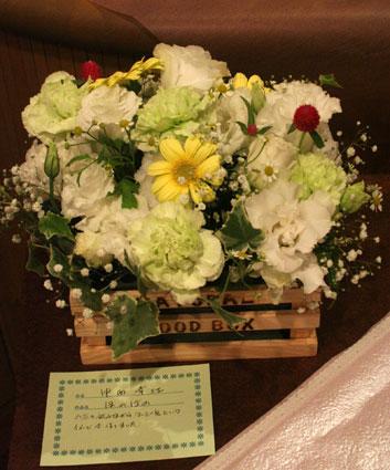 花ギフト|フラワーギフト|誕生日 花|カノシェ話題|スタンド花|ウエディングブーケ|花束|花屋|nakanishisan2