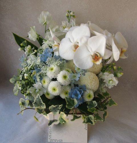 花ギフト|フラワーギフト|誕生日 花|カノシェ話題|スタンド花|ウエディングブーケ|花束|花屋|53244