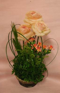 花ギフト|フラワーギフト|誕生日 花|カノシェ話題|スタンド花|ウエディングブーケ|花束|花屋|IMG_6041