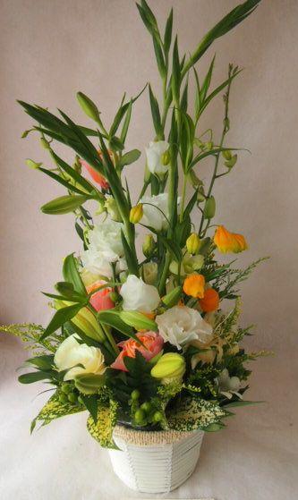 花ギフト|フラワーギフト|誕生日 花|カノシェ話題|スタンド花|ウエディングブーケ|花束|花屋|42665