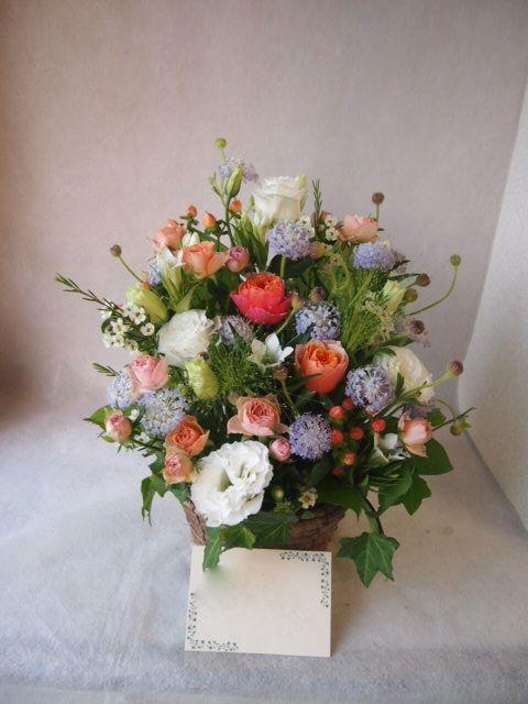 花ギフト|フラワーギフト|誕生日 花|カノシェ話題|スタンド花|ウエディングブーケ|花束|花屋|43075